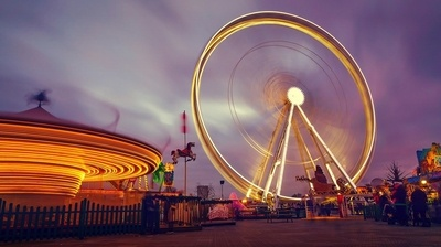 Merry Go Round And Other Rides: Photo Contest Winner