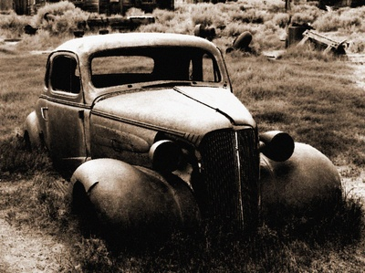 car in bodie 2