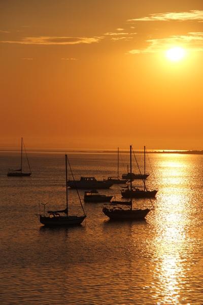 Sunrise in Geelong