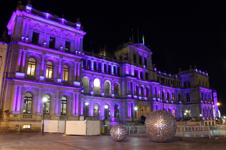 Treasury Casino-Purple