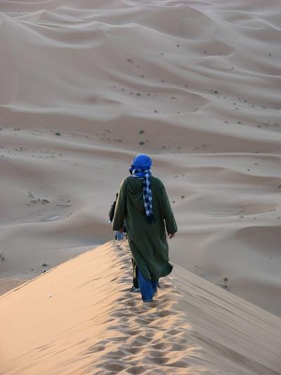 Sahara Sandhills, Morocco