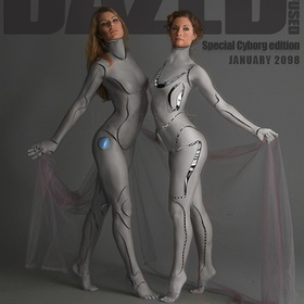 Been playing again cos I am very very bored. For those of you who don't know Dazed and Confused was a magazine created by Rankin and Jefferson Ha...