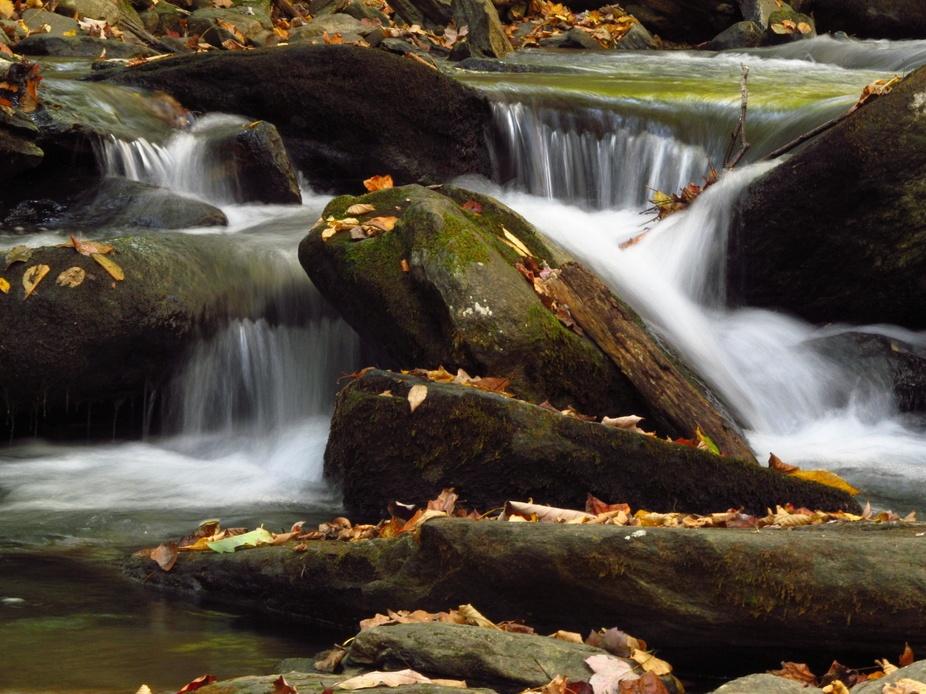 Thurmont falls