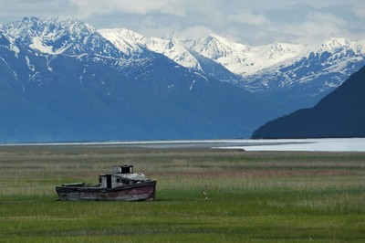 Left High and Dry in Alaska