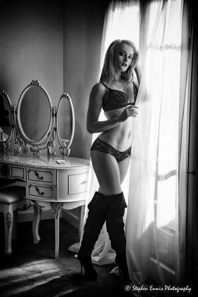 Heather - Boudoir