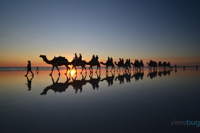 Cable Beach by andrewtanyadawson - Lakes And Reflections Photo Contest