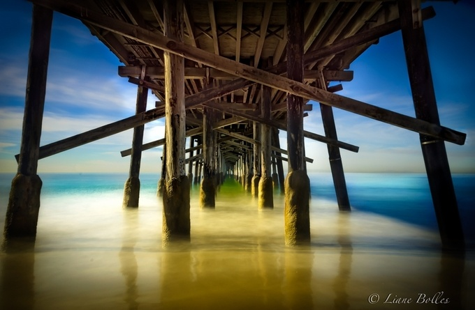 sunscreen and ND filters the perfect beach day! by lianeguerinbolles - Photos With Filters Photo Contest