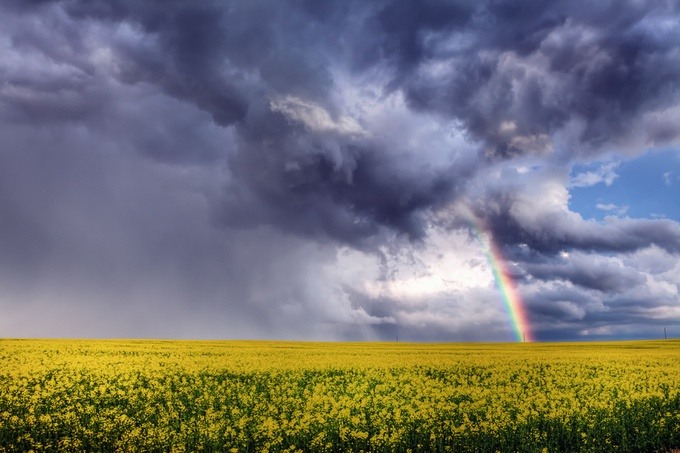 Summer Storms by DavidBuhler - A Storm Is Coming Photo Contest