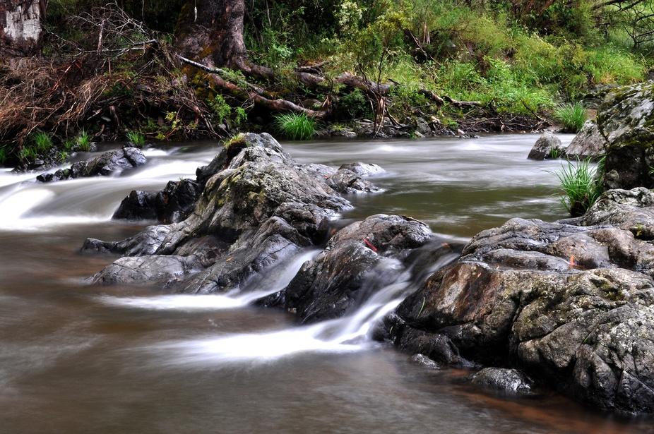 The Howqua River