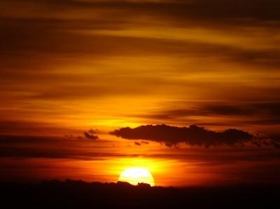 Sunset sets!