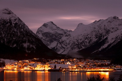 Seegrube @ dusk - Austria