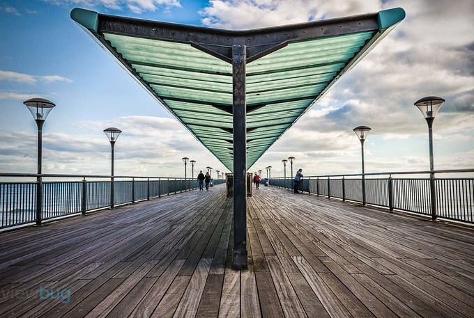 Boscombe Pier Bournmouth UK by Jonocon - Promenades And Boardwalks Photo Contest