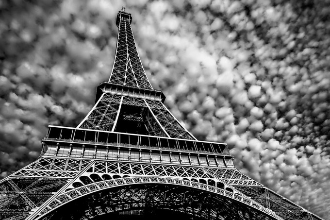 Eiffel Tower by LarryGreene - Classical Architecture Photo Contest