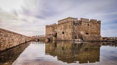 Paphos castle 2