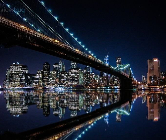 The City That Never Sleeps by mazzy1166 - City In The Night Photo Contest