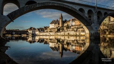 Reflection With Bridge