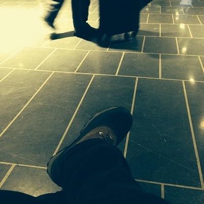 Terminally bored......... Delayed at Logan airport...again