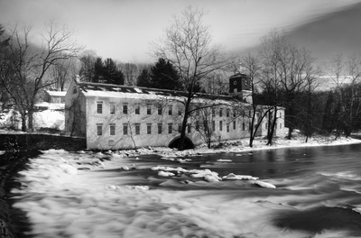 Winter at Powder Mill