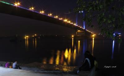 an city evening...