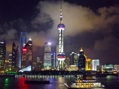 China, Shanghai, Pudond.