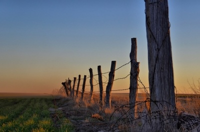 Fence HDR