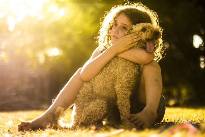 Love by PHOTOHAPPY - Kids And Pets Photo Contest