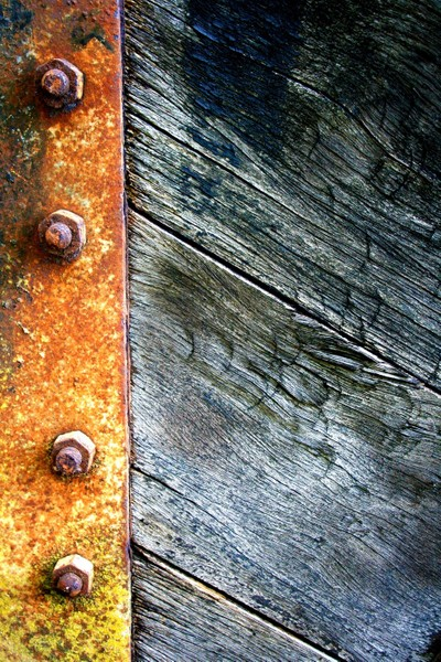 Weathered With Time