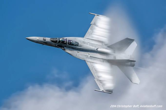 Super Hornet Shockwave by chrisbuff