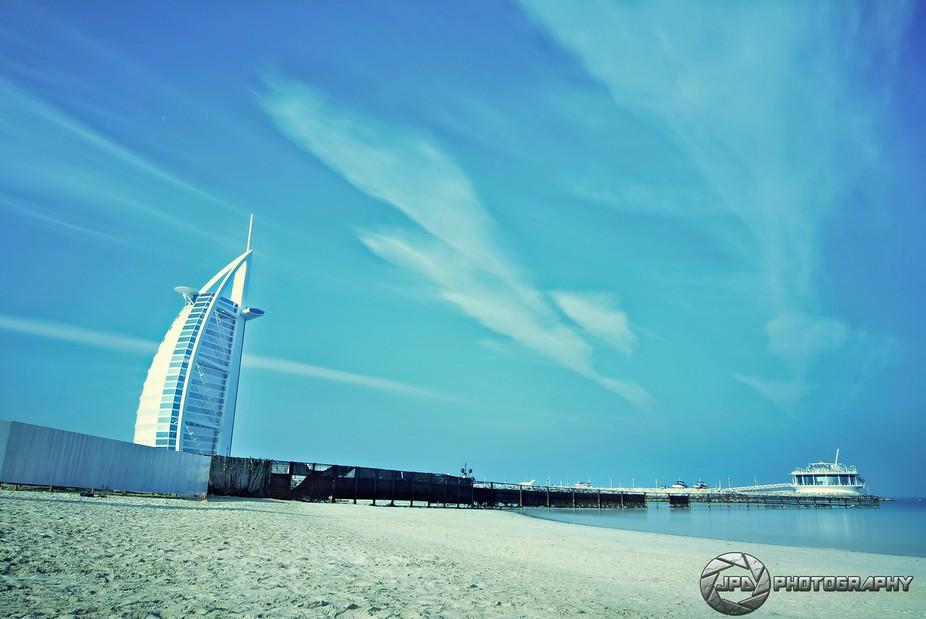 Shot at Jumeirah Open Beach