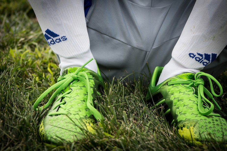 Soccer Shoes.