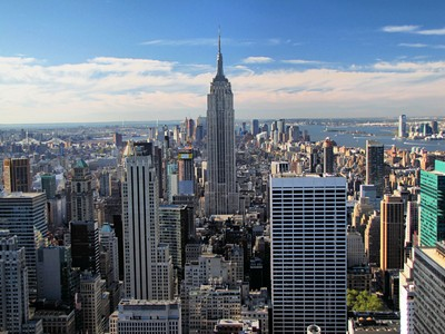Empire State Building . . .