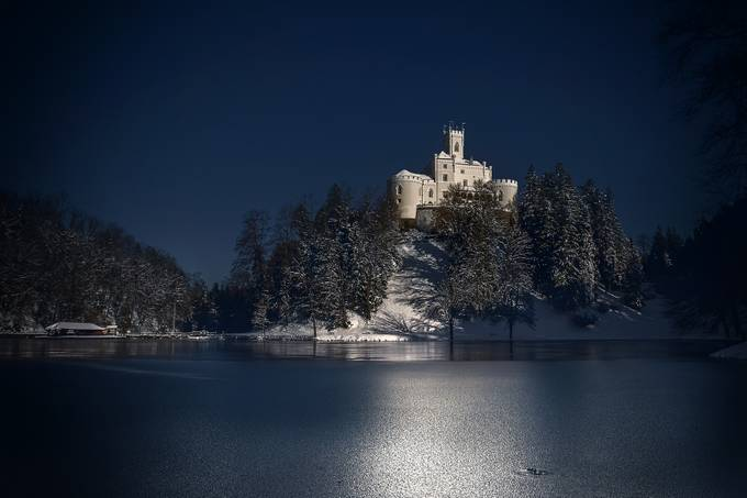 Trakoscan by zarkopiljak - Enchanted Castles Photo Contest