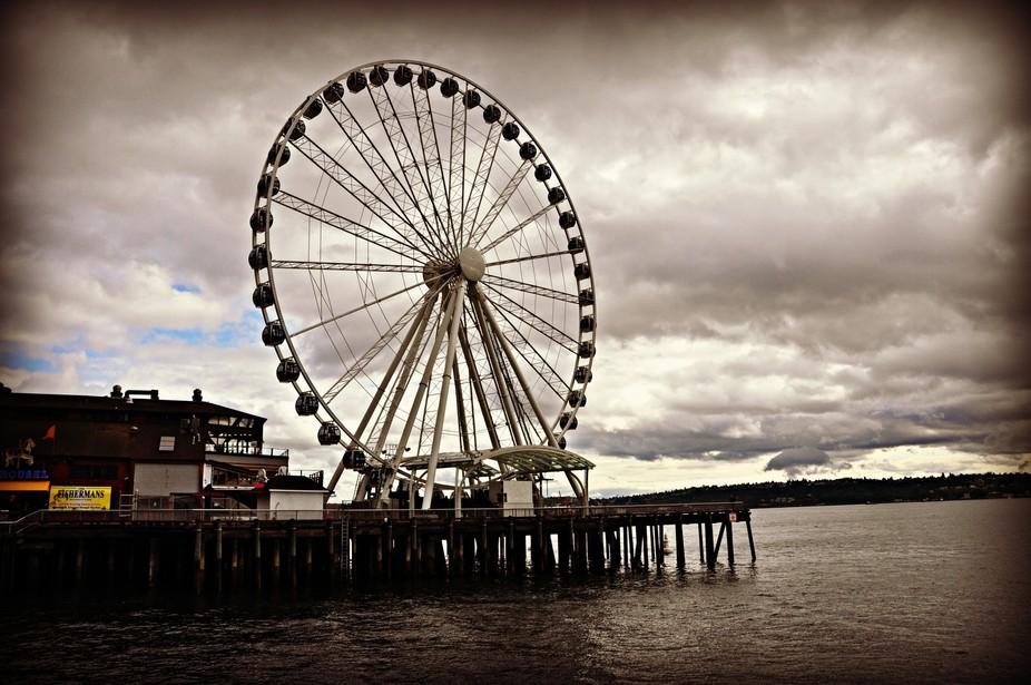 Seattle, Washington Summer 2013