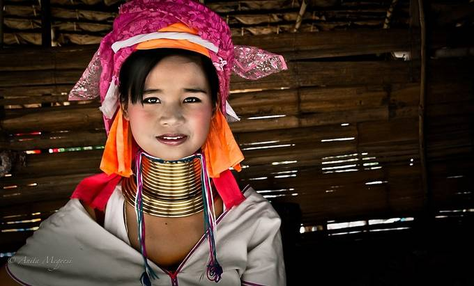 Color Girl by anitamegyesi - Cultures of the World Photo Contest