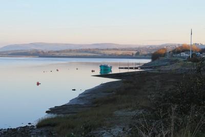 Estuary boat