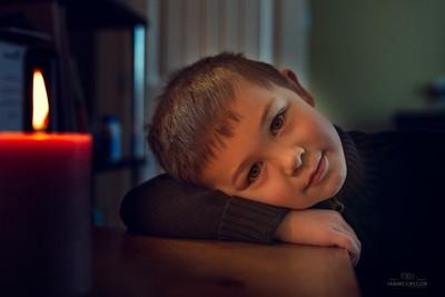 Candlelight Child
