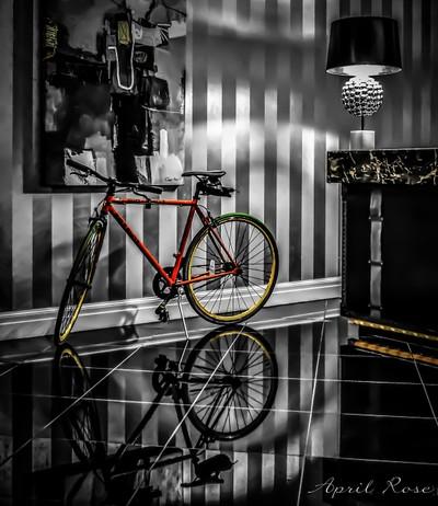 The Bike at Hotel Monaco