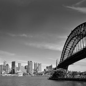 A view of the beauty that is Sydney :-)