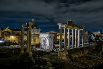 What a wonderful Rome