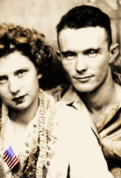 Mama and Daddy 1943 - the People I Love the Most