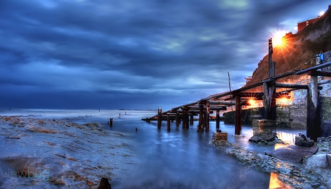 Il Passetto  -Ancona -Italy by francescorusso - Nature In HDR Photo Contest