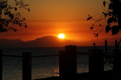 Green Island Sunset