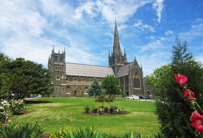 St Mary of the Angels Basilica - Geelong