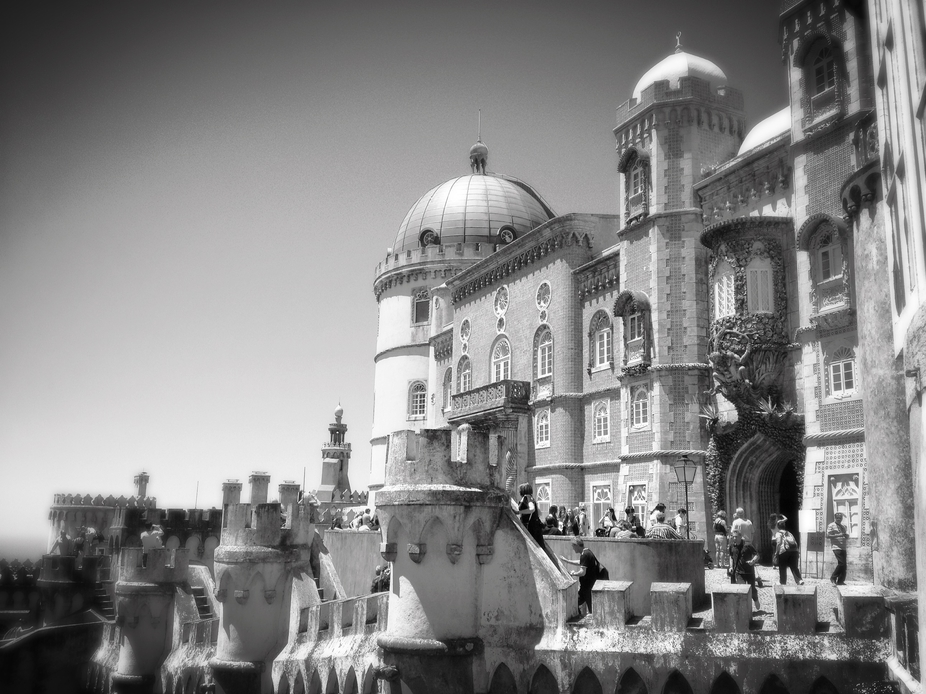 Castelo de pena, Sintra, Portugal