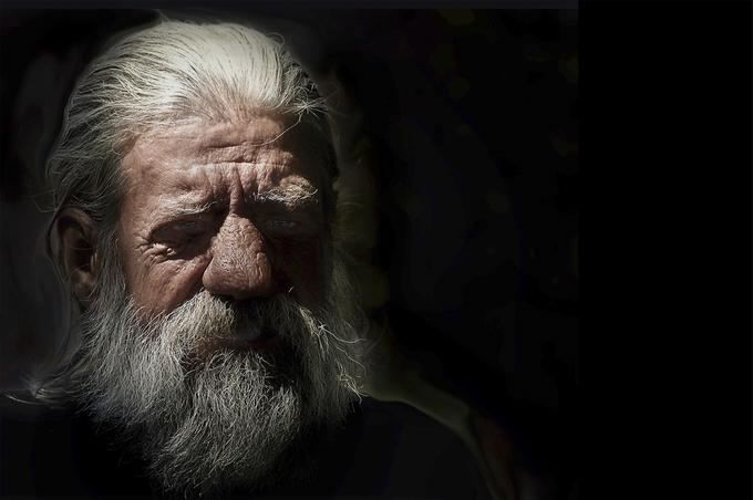 Destitute by Rafutti - Dark Portraits Photo Contest