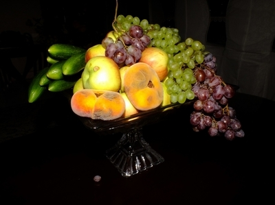 Colorful Fruits .....