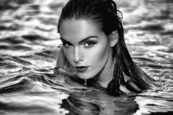 Kristy by louisloizidesmitsu - People and Water Photo Contest