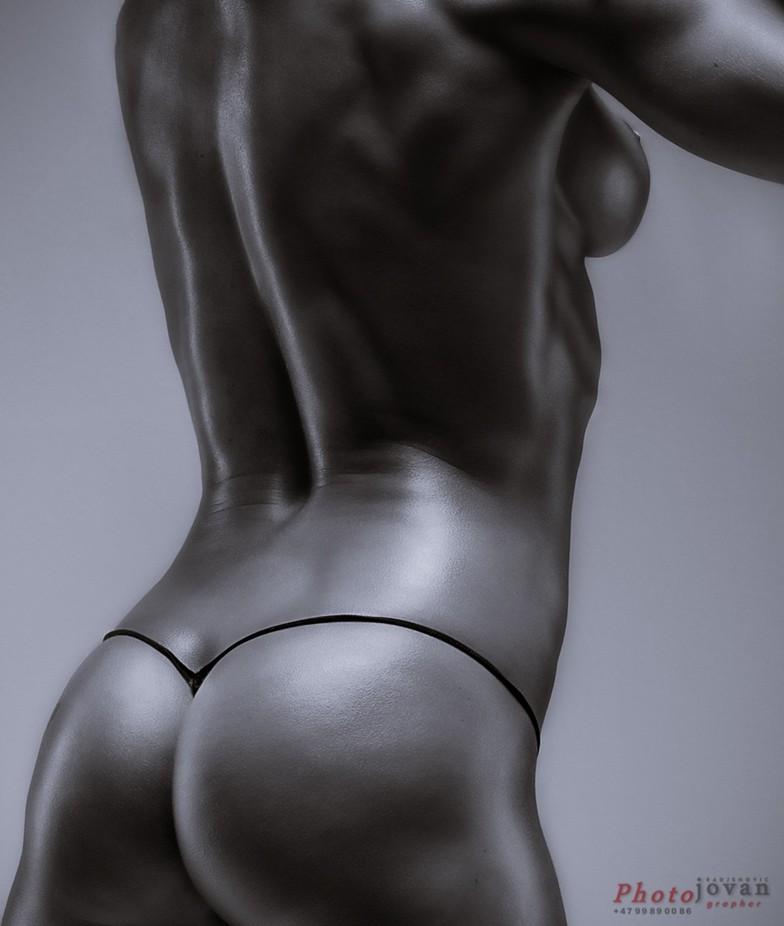 Eva notty naked