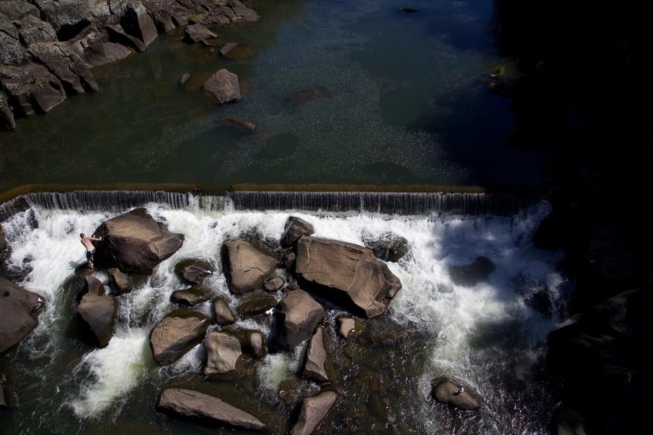 Waterfall Hobart