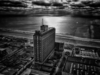 AC on the 63rd Floor bw